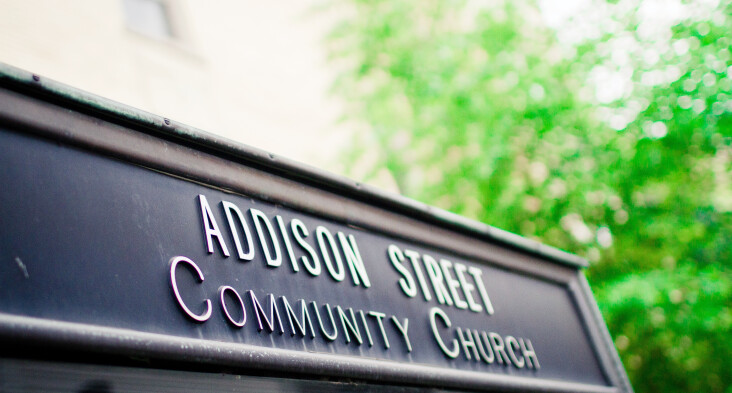 Welcome to Addison Street Community Church