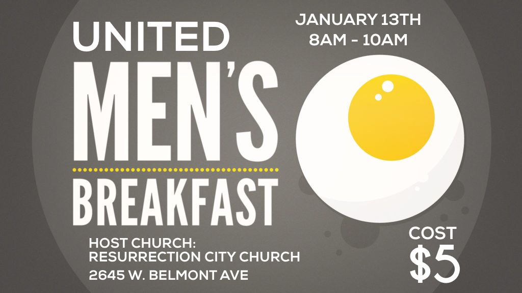 United Men's Breakfast
