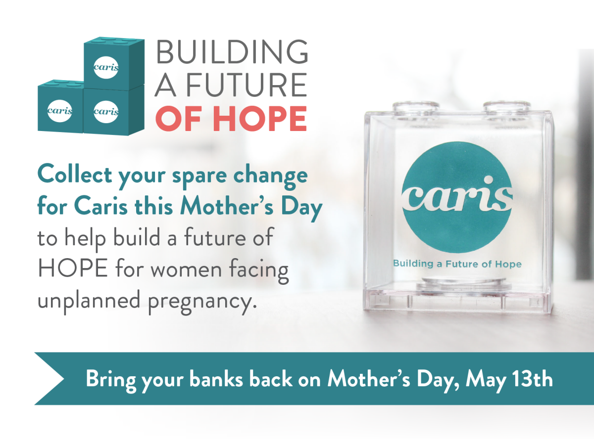 Caris Coin Bank Campaign